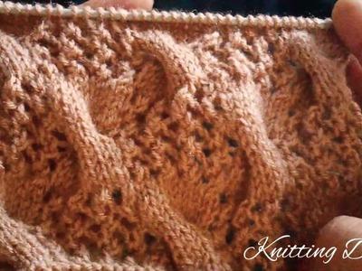 New Knitting design #17 ||कोटी का शानदार डिज़ाइन।| New Beautiful Knitting pattern Design 2019