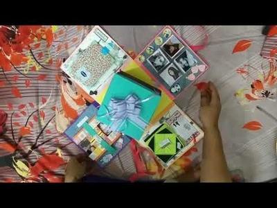 Box scrapbook