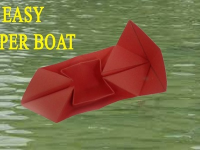 How to Make a Paper Boat That Floats : 15 Steps - Instructables | 300x400