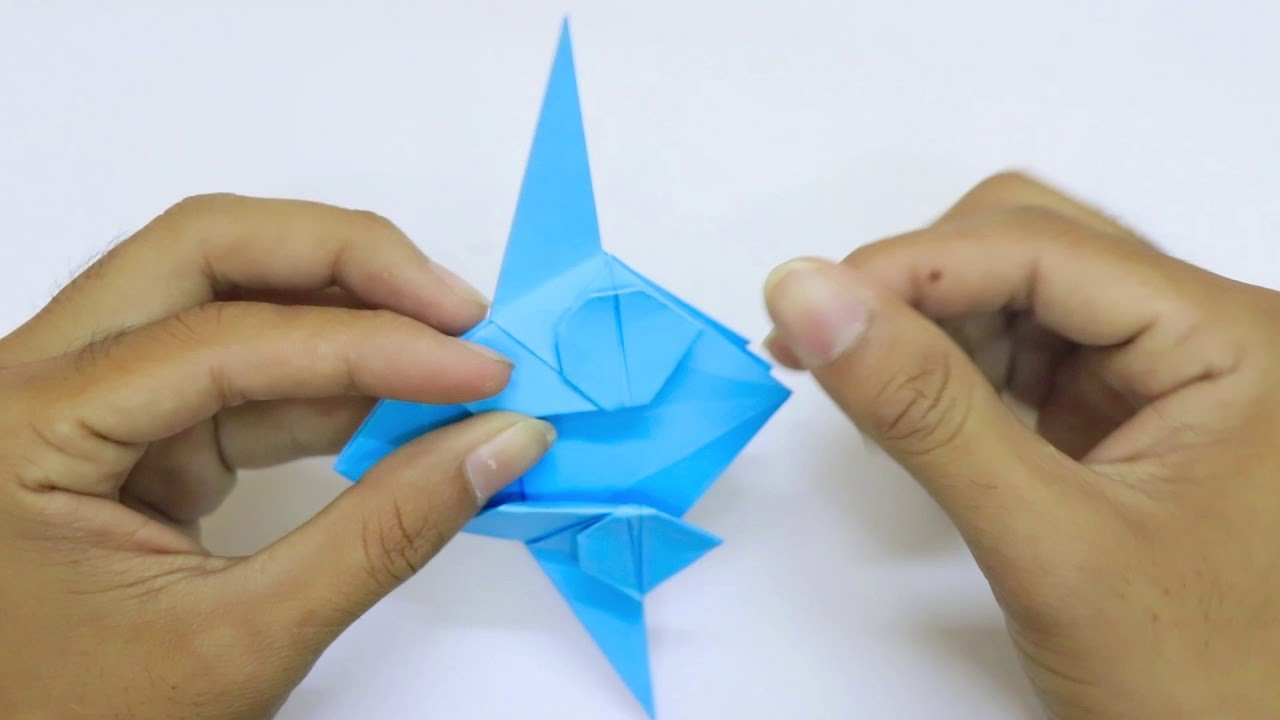 How to make Origami paper Car, Paper Origami paper Car, Easy