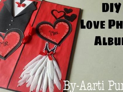 Love photo Album Book|| Photo Scrapbook||Love photo Scrapbook