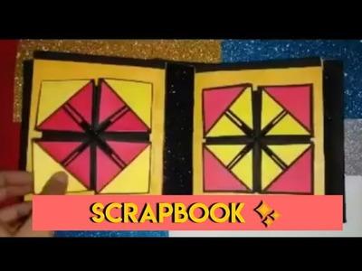Scrapbook ???? | Handmade crafts || Birthday gift