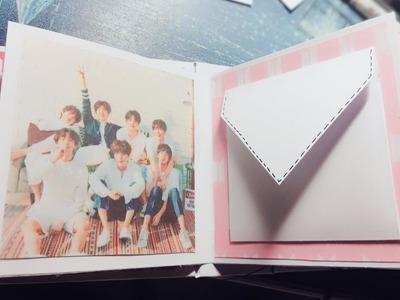 Scrapbook Mini _ BTS _ Happy Birthday to my Army Sister
