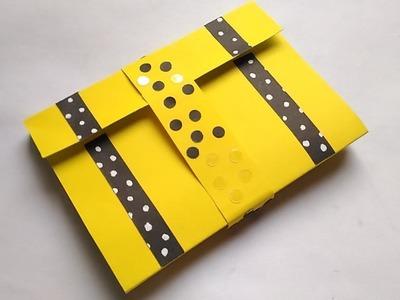 Turquoise Scrapbook Tutorial || Scrapbook Making Ideas