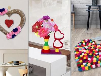 10 Crafty DIY .  Room Decorating Ideas !!!