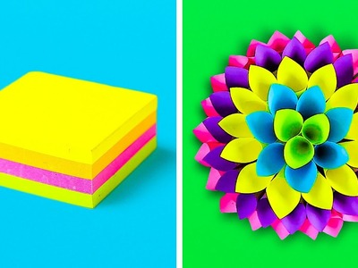 15 EASY YET NICE PAPER CRAFTS