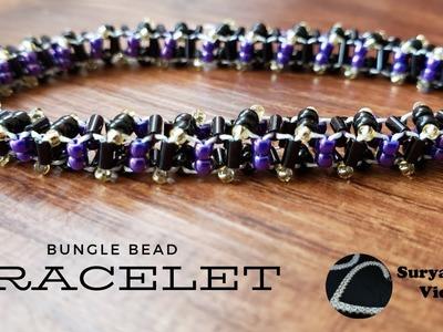 DIY | How to make bungle beads Bracelet | Tamil