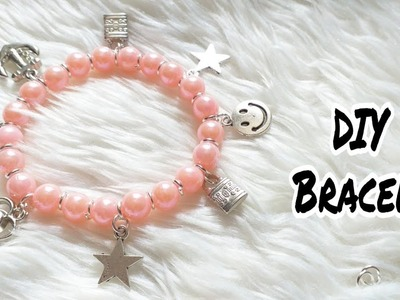 Easy DIY bracelets. handmade bracelet. pendants bracelet.beads bracelet. أساور بالخرز