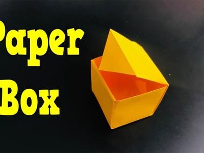 Easy Paper Box