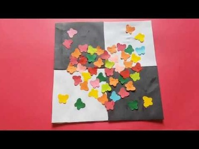 Easy Paper Crafts for School | Art & Craft Idea for Kids Step by Step