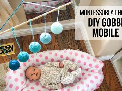 MONTESSORI AT HOME: DIY Gobbi Mobile
