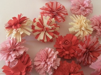 Quilling pepar flowers|Pepar quilling art|Diy crafts with paper