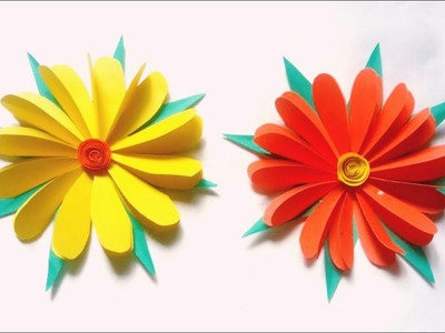 Special Friday Paper Crafts || Special Paper Flowers & Easy Paper Origami || Crafts Paper Flowers