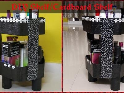 Cardboard Shelf Ideas 2019!!.DIY Shelf.Creative Art.DIY Modern Furniture!!.USI-39