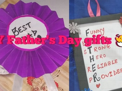 DIY Father's Day Gifts ||  Sam Anand