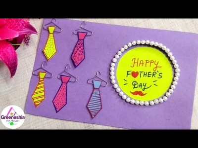 DIY Father's day Greeting card ideas | Handmade Father's day cards | Father's Day Special