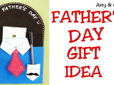 DIY Gift Idea for Father. Handmade Gift for Father's Day. Father's Day Special by Arty & Crafty