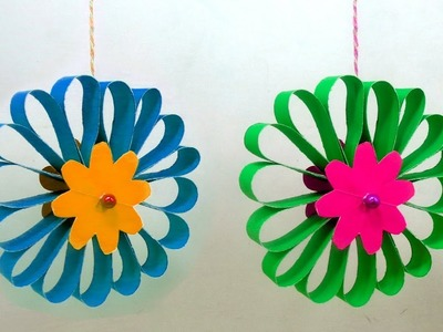 DIY Handmade Birthday Decorations Ideas At Home - Easy and Simple Party Decorations With Paper
