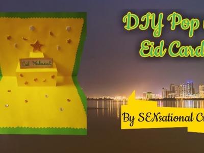 DIY Pop up Eid Card