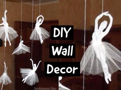 DIY WALL  DECOR | diy wall hanging ideas | parul pawar