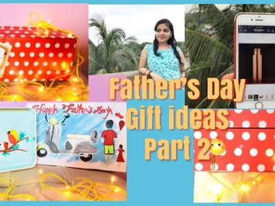 Father's Day DIY Gift Ideas | Gift idea Part 2 |