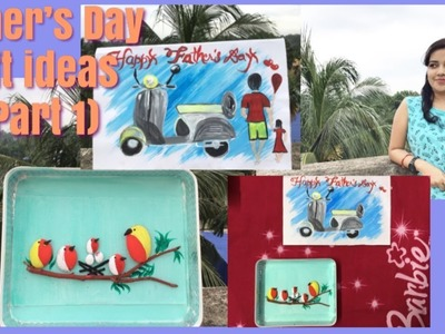 Father's Day Gift Ideas | DIY Gift Ideas | Easy Card | Easy Diy | Part 1