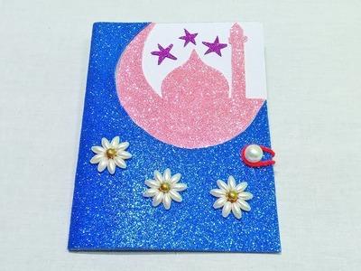 Handmade eid card making idea |  DIY Gift card making at Home | Easy Craft ideas