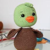 PDF PATTERN - Green Duck Grucky