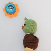 PDF PATTERN - Green Duck Grucky