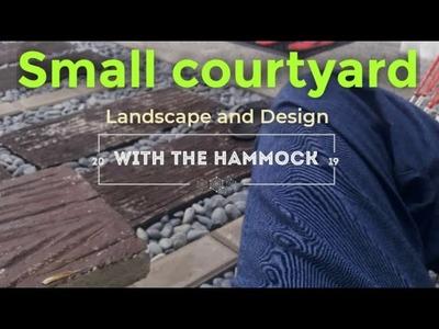 Small Courtyard Landscape and design (small backyard)