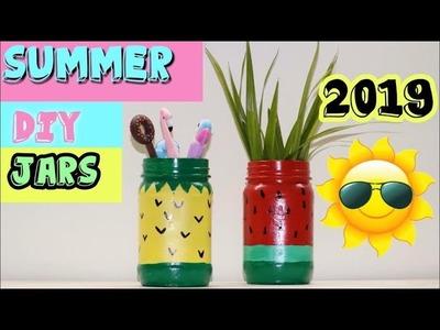 Summer DIY Room Decor Mason Jars