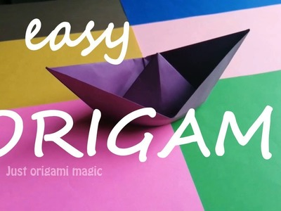Top 3 Easy Paper Origami !!!