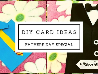 DIY Card Ideas  || Fathers Day Special || Saras Passion Hub