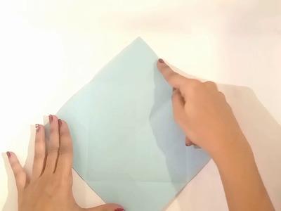 DIY Easy Origami Box| Quick Organizer