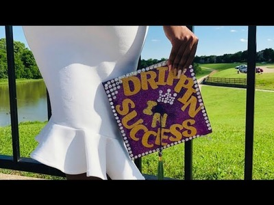 DIY Graduation Cap 2019 || Zambian youtuber