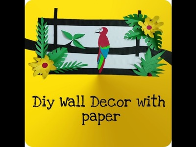 DIY - Wall Decor for beginners