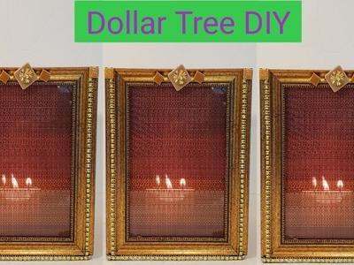 Dollar Tree DIY.Decorative Lantern