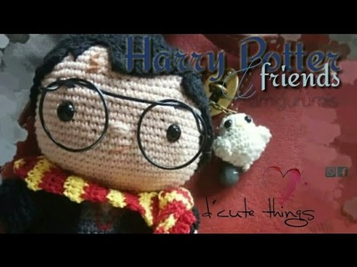 Harry Potter Amigurumi #1.2