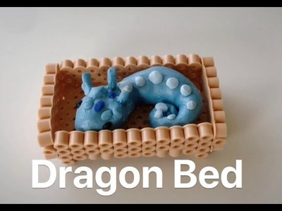 How to make a Dragon Bed with Perler Beads