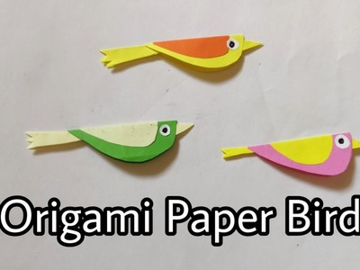 Origami Bird Easy - For  #Roomdecor