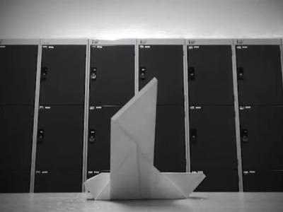 Origami Boy