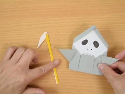 Origami Devil | Easy Origami tutorial