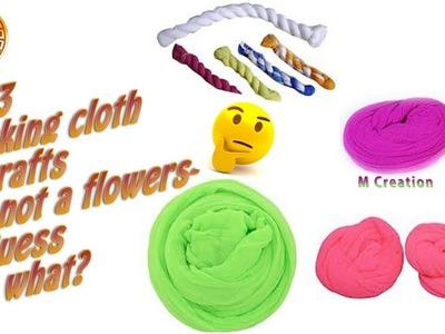 3 Innovative idea from stocking cloth.useful craft idea from stocking cloth