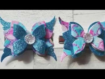 AlinaCutle DT Project Tutorial - ANGEL BOW #BOW #alinacraft #aliexpress