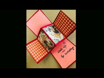 Easy Handmade Card????♀❤