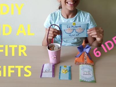 HOW TO MAKE MONEY GIFT ENVELLOPES FOR KIDS\ DIY EID AL FITR \افكار لعيدية عيد الفطرللاطفال