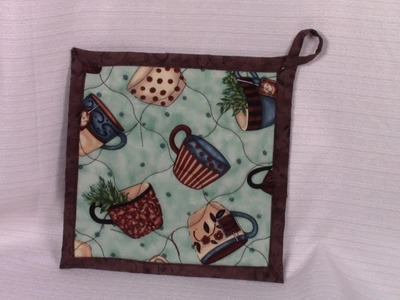 No Binding Hanging Pot Holder