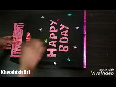 Simple and beautiful Handmade card for birthday