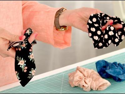 The Ultimate Scrunchie
