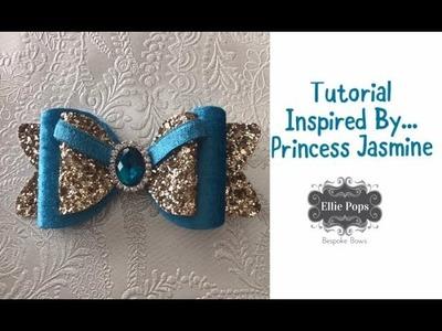 Tutorial: Inspired By.  Princess Jasmine (Aladdin)